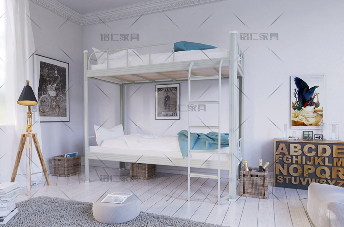 学校公寓床质量好坏你了解吗