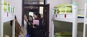 铭仁说,湖南员工宿舍铁床尺寸选择应该注意的123