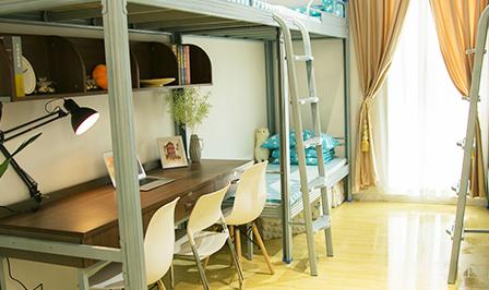 湖南大学生宿舍床 你的窝我的窝属于小家