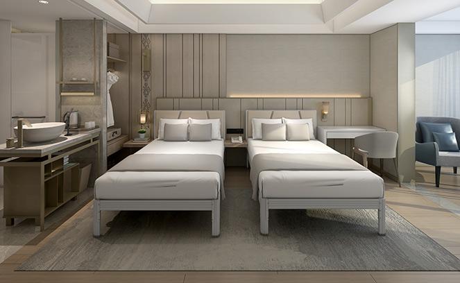【只选对的】杭州久舟酒店员工公寓床 选定铭仁集团