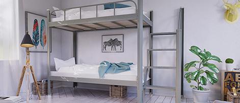 被大家都认可的学生宿舍公寓床是什么样的?铭仁家具给你解密