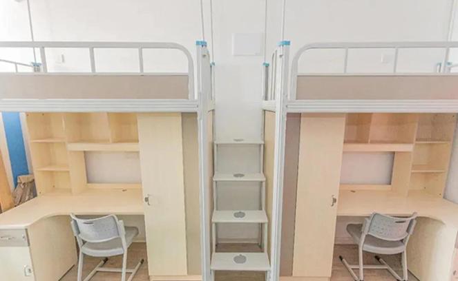 长江大学科技创新港新宿舍投入使用 铭仁教育装备带你来看房