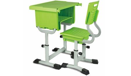 MR-0003单人课桌椅(厂家)