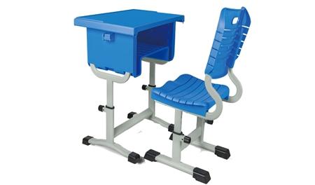 MR-0004单人课桌椅(厂家)