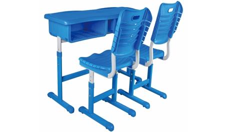 MR-0014双人课桌椅(厂家)