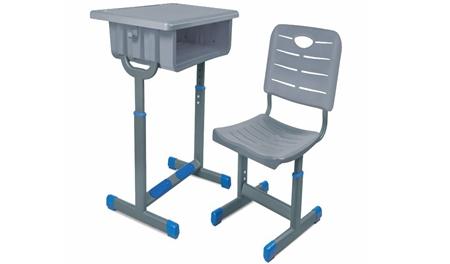 MR-0017单人课桌椅(厂家)