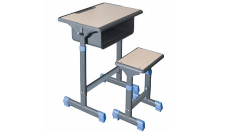 MR-0019单人课桌椅(厂家)