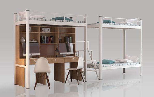 二连3人位-中梯-组合公寓床-MR-23Z