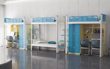 员工寝室公寓高低床